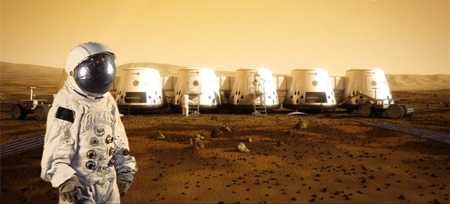 The Human Heart May Not Be Able to Handle the Trip to Mars