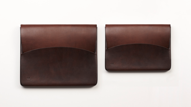 Leather Cases That Are More Beautifully Crafted Than Your iPad