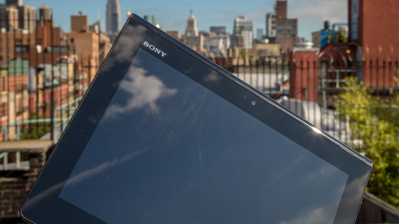 Sony Xperia Tablet S Gallery