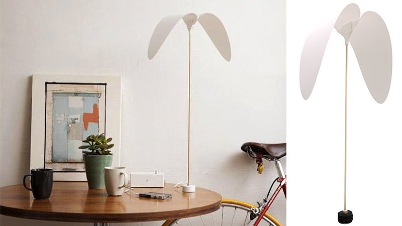 A Speaker That Camouflages Itself As a Paper Palm