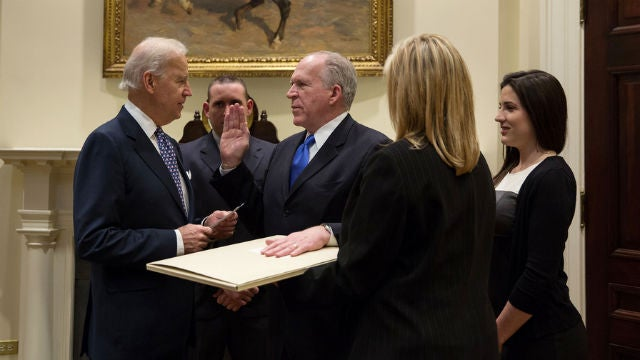 CIA Director John Brennan Took the Oath of Office on a Constitution Missing the Bill of Rights