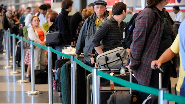 New Bill Could Make Air Travel Marginally Less Awful