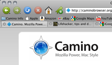 Camino 2 Release Candidate Available for Download