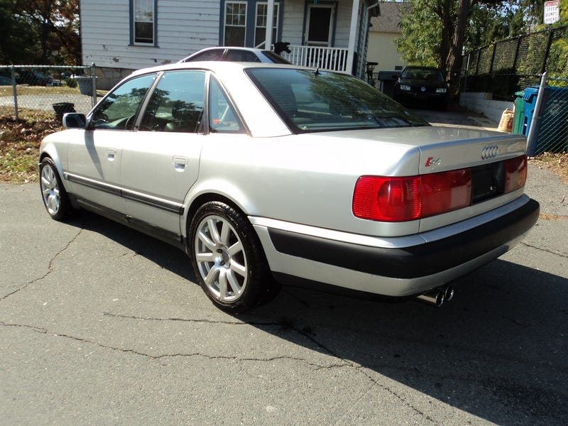 W124 500E, C4 S4, or E34 M5?