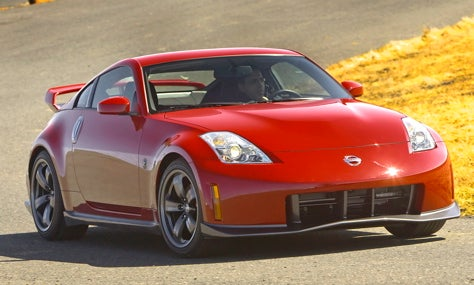 NISMO! Factory Tuner Nissan 350Z Coming to the New York Show