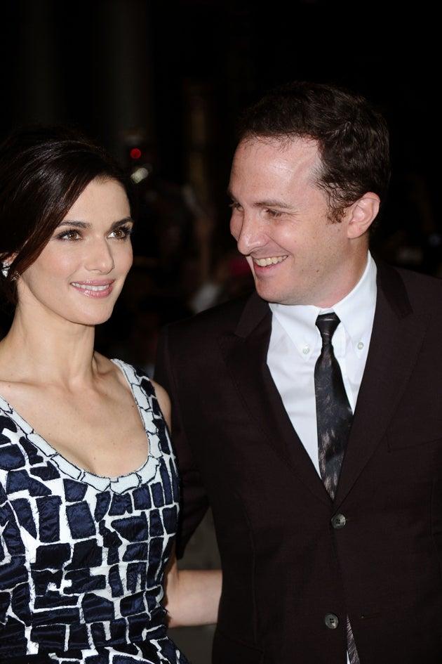 Rachel Weisz & Darren Aronfsky Split