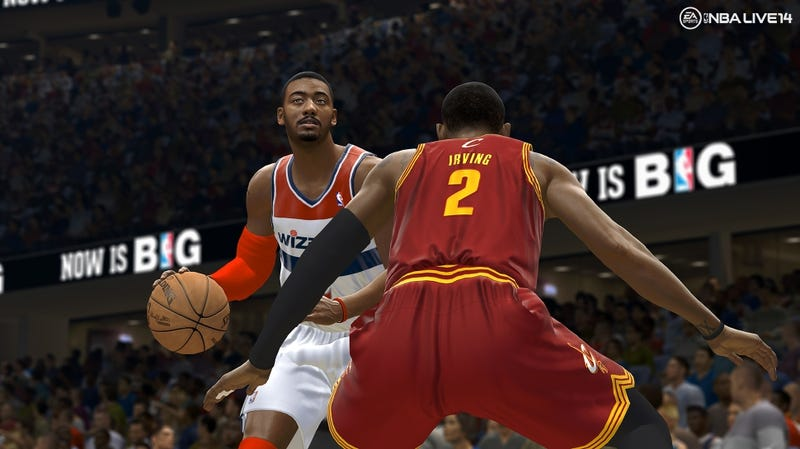 NBA Live 14: The Kotaku Review