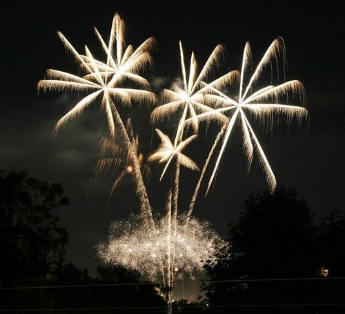 Shooting Challenge Gallery: Fireworks (Part 3)
