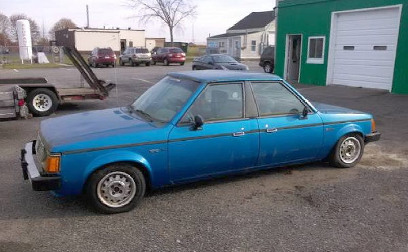For $1,200, This Plymouth Knows Where It's Going