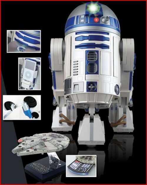 R2D2 Game Projector