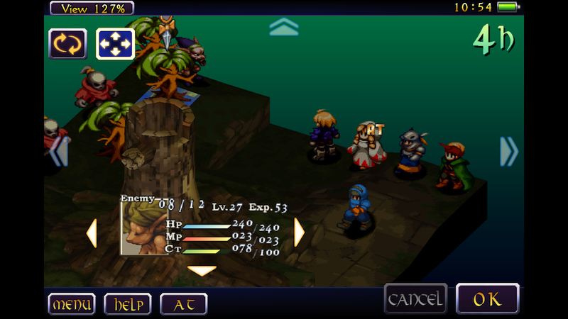 Now You Have No Excuse For Not Playing Final Fantasy Tactics