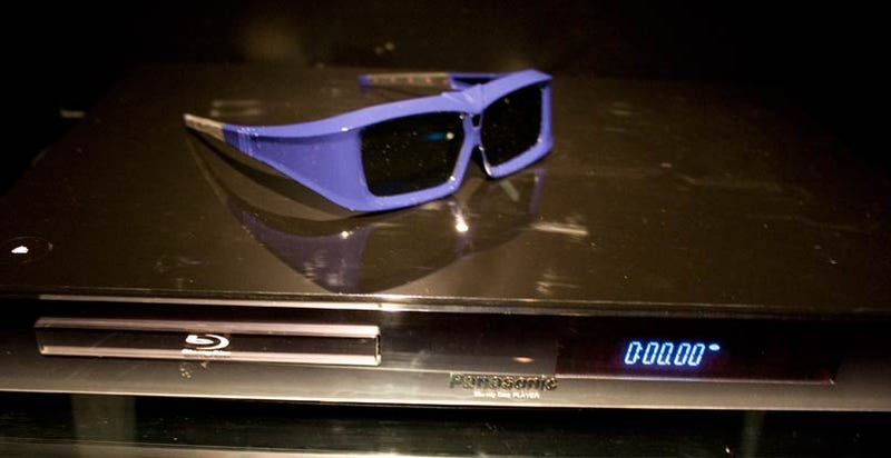 Panasonic 3DHD: Decent 3D Video That's As Impractical As Any 3D Ever