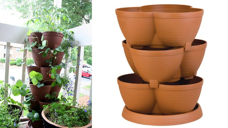 Pack Every Inch of Your Balcony with Garden