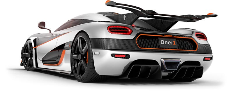 **UPDATE 2** Henry Catchpole of EVO has now replied: The Koenigsegg One:1- One Giant Waste of Everybody's Time.