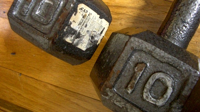 Fix Your Form and Learn the Right Way to Hold Weights for a Better Workout