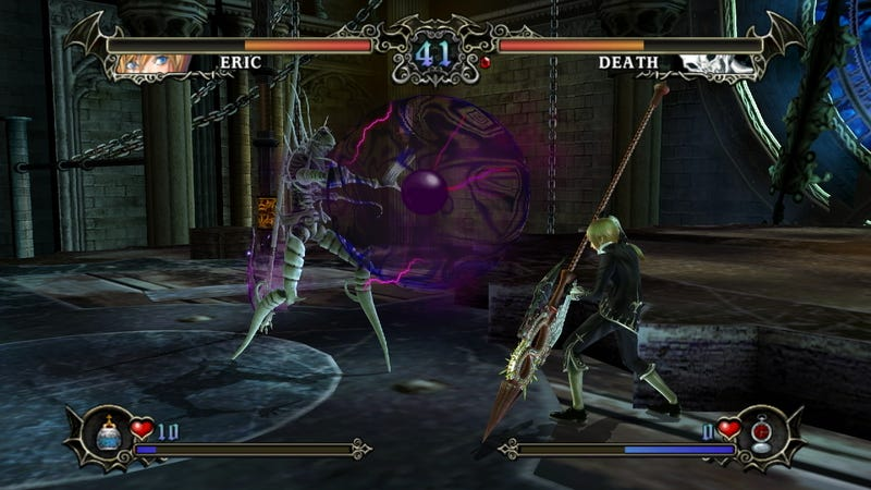 Three New Castlevania Judgment Characters Revealed
