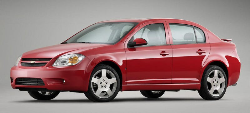 Chevy Cobalt Owners Are Ditching Their Cars — For New GM Cars