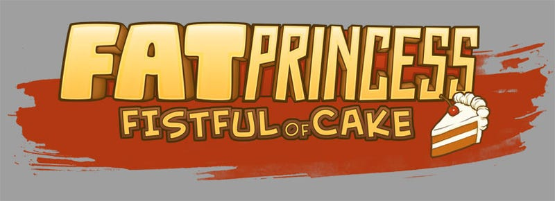 Fat Princess: A Fistful of Cake Preview: Fatter