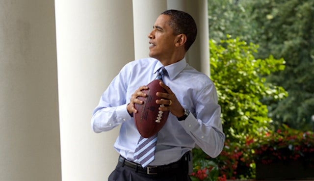Massachusetts Thinks President Obama Should Root For The Patriots In The Super Bowl