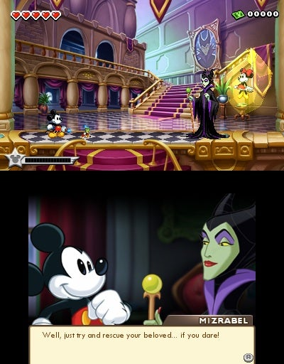 This Fall's Portable Epic Mickey is Partially Inspired by Suikoden