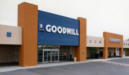 Goodwill Store Gets a Gun, Drugs, Explosives In Donation Box