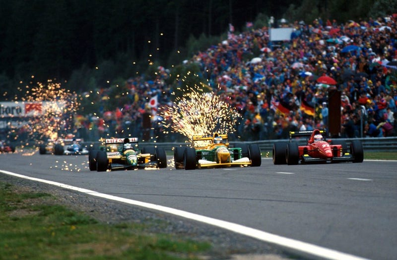 Who's ready for Spa this weekend?