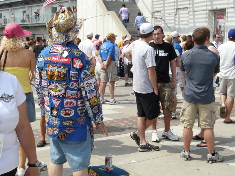 Things You See At The Indy 500