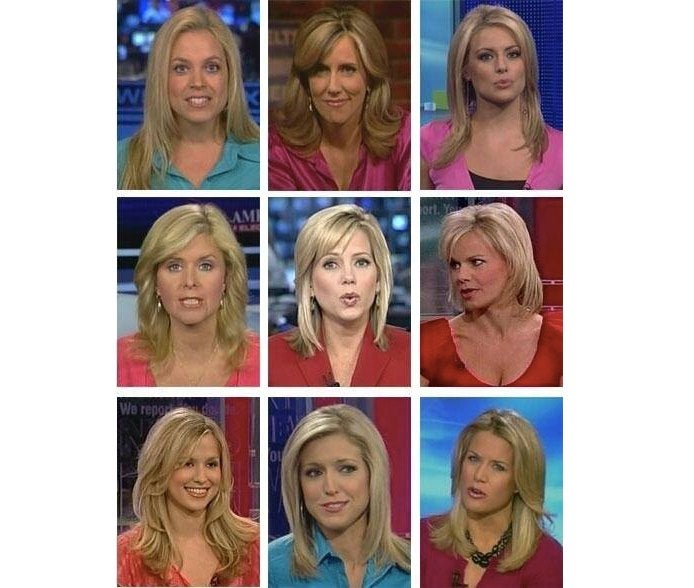 "Fox News Defends Diverse Anchorwomen, Brags About ""12 Non-Blondes"""