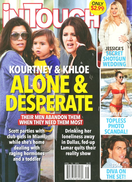 This Week in Tabloids: Editors Give Birth to Jessica Simpson's Baby