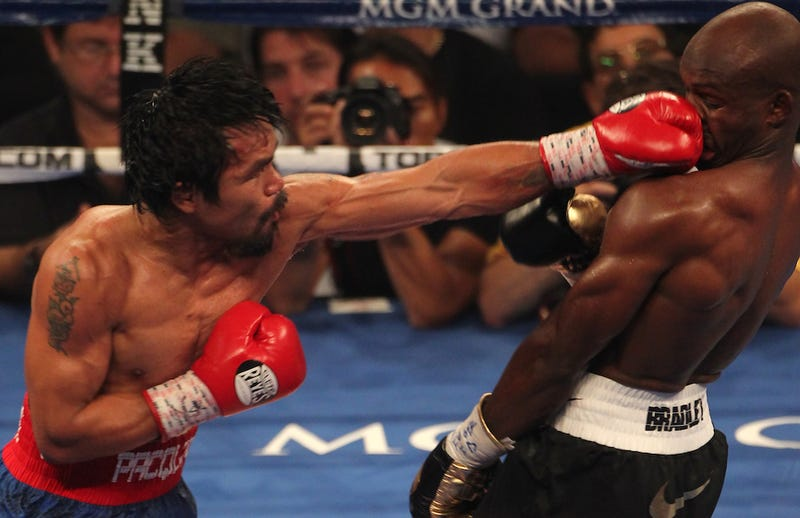 Manny Pacquiao Was Screwed, Says Literally Everyone Associated With Shady Sport