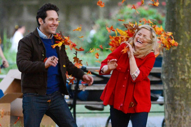 They Came Together: The Second-Best Romantic Comedy Spoof Ever