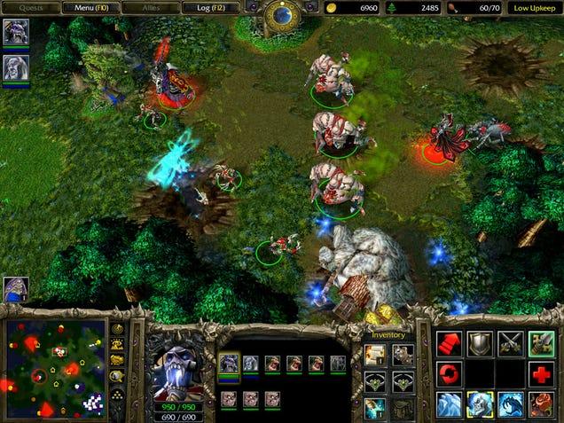 Пиратский патч 1.24d-1.24e RU для Warcraft 3, который находится в категории