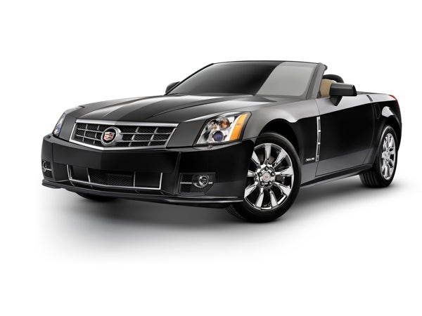 2009 Cadillac XLR Roadster, Revealed!