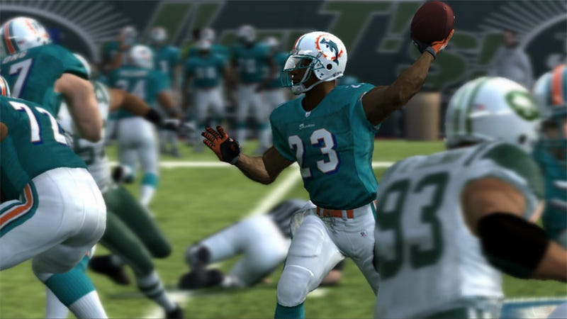 New Madden Screens Bring The Wildcat