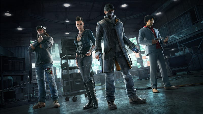 Hacking Still Sucks: On Watch Dogs And Next-Gen-Console Malaise