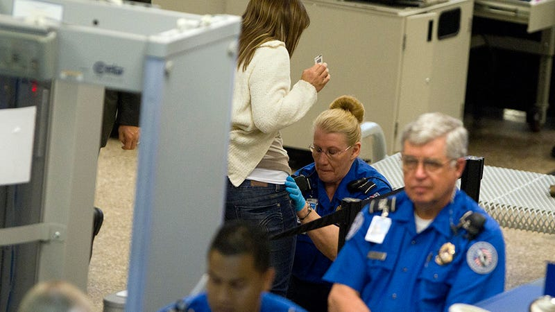TSA Makes 82-Year-Old Breast Cancer Survivor Remove Her Prostheses