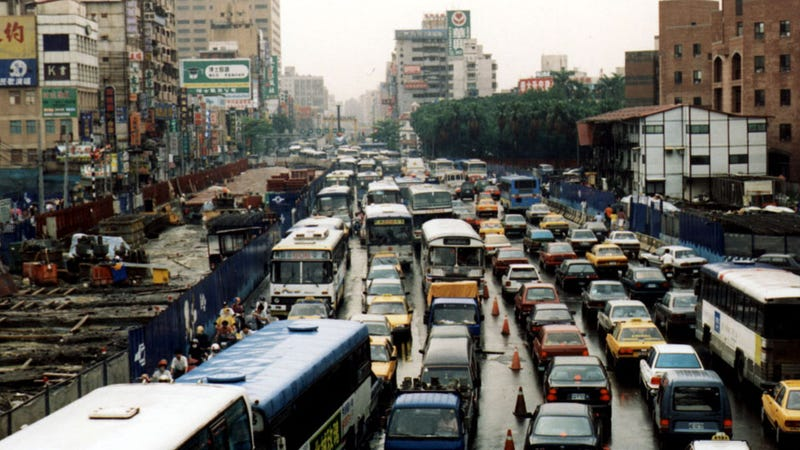 Traffic noise can give you a stroke