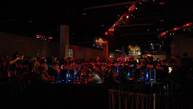 The StarCraft II and World of Warcraft Competition Comes to a Head at BlizzCon 2011