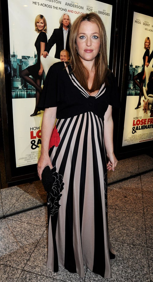 How To Lose Friends And Alienate People? Dress Like They Did At The Film's Premiere!