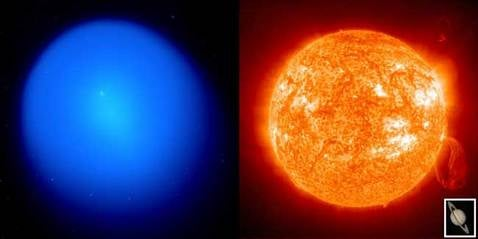 Mega Comet In Our Solar System Grows Larger Than The Sun