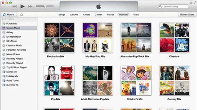 iTunes Updates with Radio Streaming, Genius Shuffle, and More