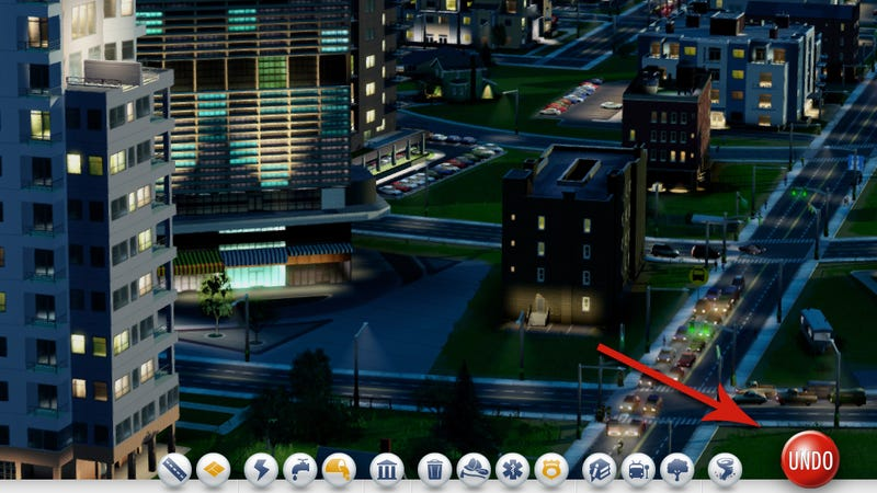 SimCity Needs An 'Undo' Button