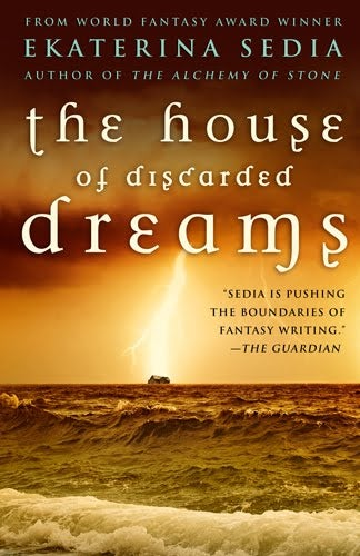 """""""House of Discarded Dreams"""" is a biologist's hallucination"""
