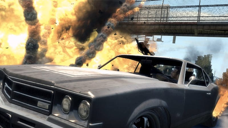 'Grand Theft Auto Taught Me To Drive' [UPDATE: Hoax]