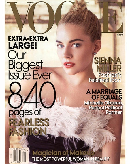 September Issue Reveals The Vogue Cover Lies Creative Process