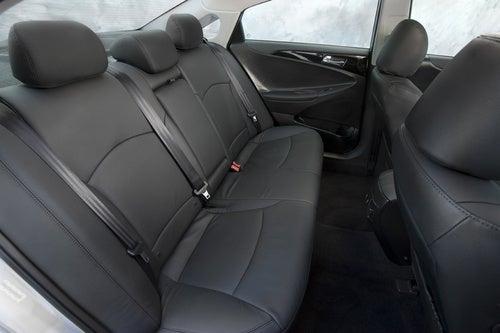 2011 Hyundai Sonata Interior Gallery