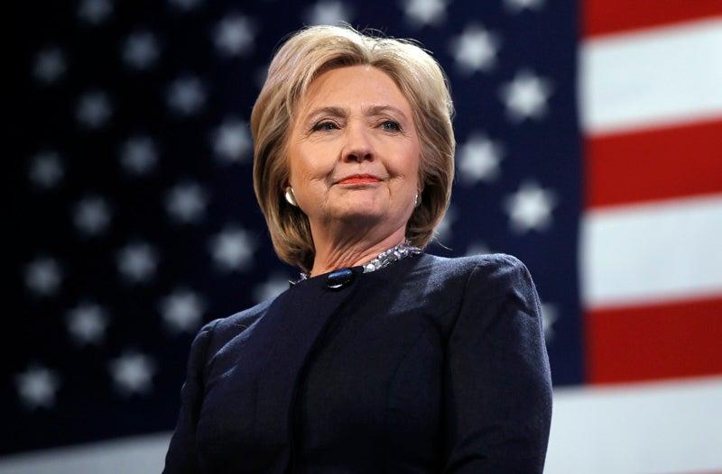 Hillary Clinton Wins Final Democratic Primary in Washington D.C.