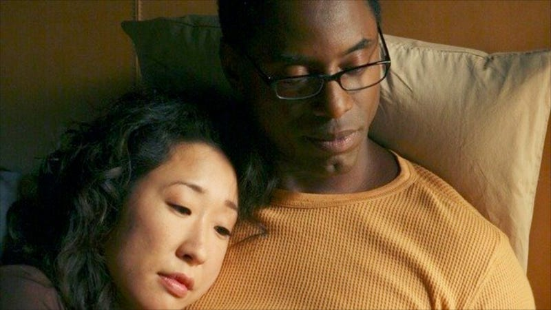Isaiah Washington Is Coming Back to Grey's Anatomy