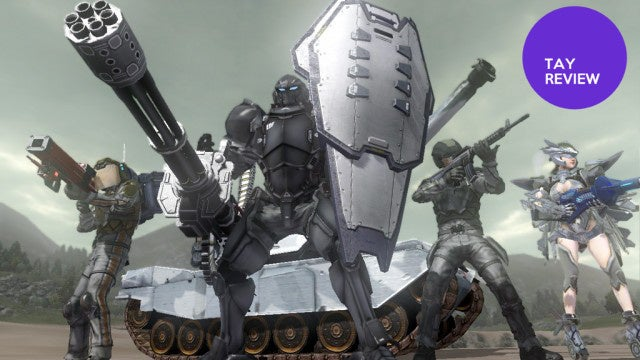 Earth Defense Force 2025 : The TAY Review