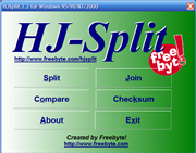 Download of the Day: HJSplit